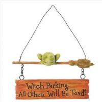 Buy cheap 820264 Halloween hanging plaque from Wholesalers