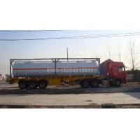 Quality 40 foot iso tank container for liquid transportation for sale