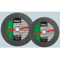 Buy cheap (Stationary Saw)Flat cut-off wheels from wholesalers