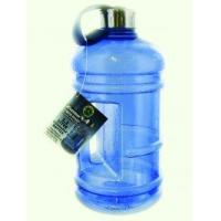 Quality 2.2 Liter Round Bottle with Stainless Steel Cap for sale