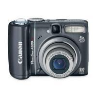 Quality Canon PowerShot A590 IS Digital Camera 2462B001 for sale
