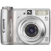 Quality Canon PowerShot A570 IS Digital Camera 1773B001 for sale
