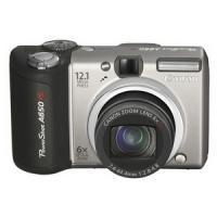 Quality Canon PowerShot A650 IS Digital Camera 2089B001 for sale