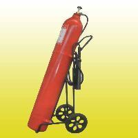 Buy cheap Cart-type carbon dioxide fire extinguishers from wholesalers