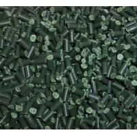Quality Polypropylene Plastic recycled, dark green for sale