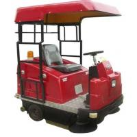 Golf car RD-1350 road sweeper