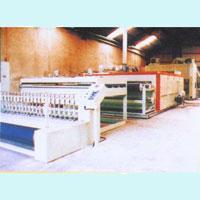 Quality Through-Air Oven, Shoulder Padding Machinery Equipment (Low Pollution) for sale