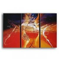 Quality A Sailing Boat Oil Painting - Set of 3 - Free Shipping for sale