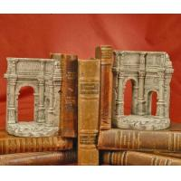 Quality Architectural Bookends Arch Of Titus Bookend Set for sale