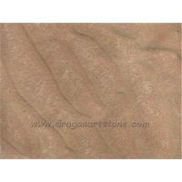 Quality Stone Type Pink Waves Sandstone 1805B  [ Red pink sandstone ] for sale