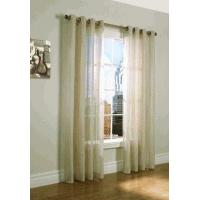 Quality Belgium Linen Grommet Curtains by Commonwealth Home Fashions for sale