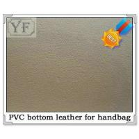 PVC bottom leather(lining leather) bottom leather 0.4mm(white)