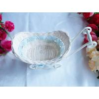 Quality Small Flower basket for dining room for sale