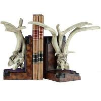 Quality Antler Bookends for sale