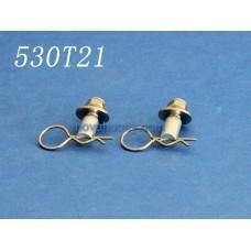 Buy CNC Aluminum Locks for small electric or nitro RC boat at wholesale prices