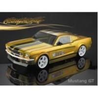 Buy cheap 1/10 Ford Mustang GT 190mm RC Car Transparent Body from wholesalers