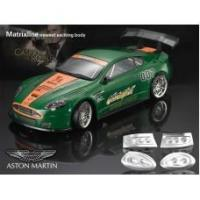 Buy cheap 1/10 Aston Martin DBR9 190mm RC Car Transparent Body from wholesalers