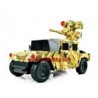 Buy cheap RC 1/12 RTR Military Humvee Missile Carrier BB Shoot with light from wholesalers