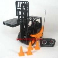 Buy cheap RC 1/10 RTR Construction Forklift Cool Toy from wholesalers