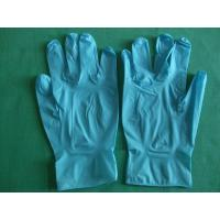 Quality Medical Disposable Nitrile Examination Glove for sale
