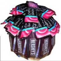 Quality Sugar Free Chocolate Cupcake Candy Bouquet for sale