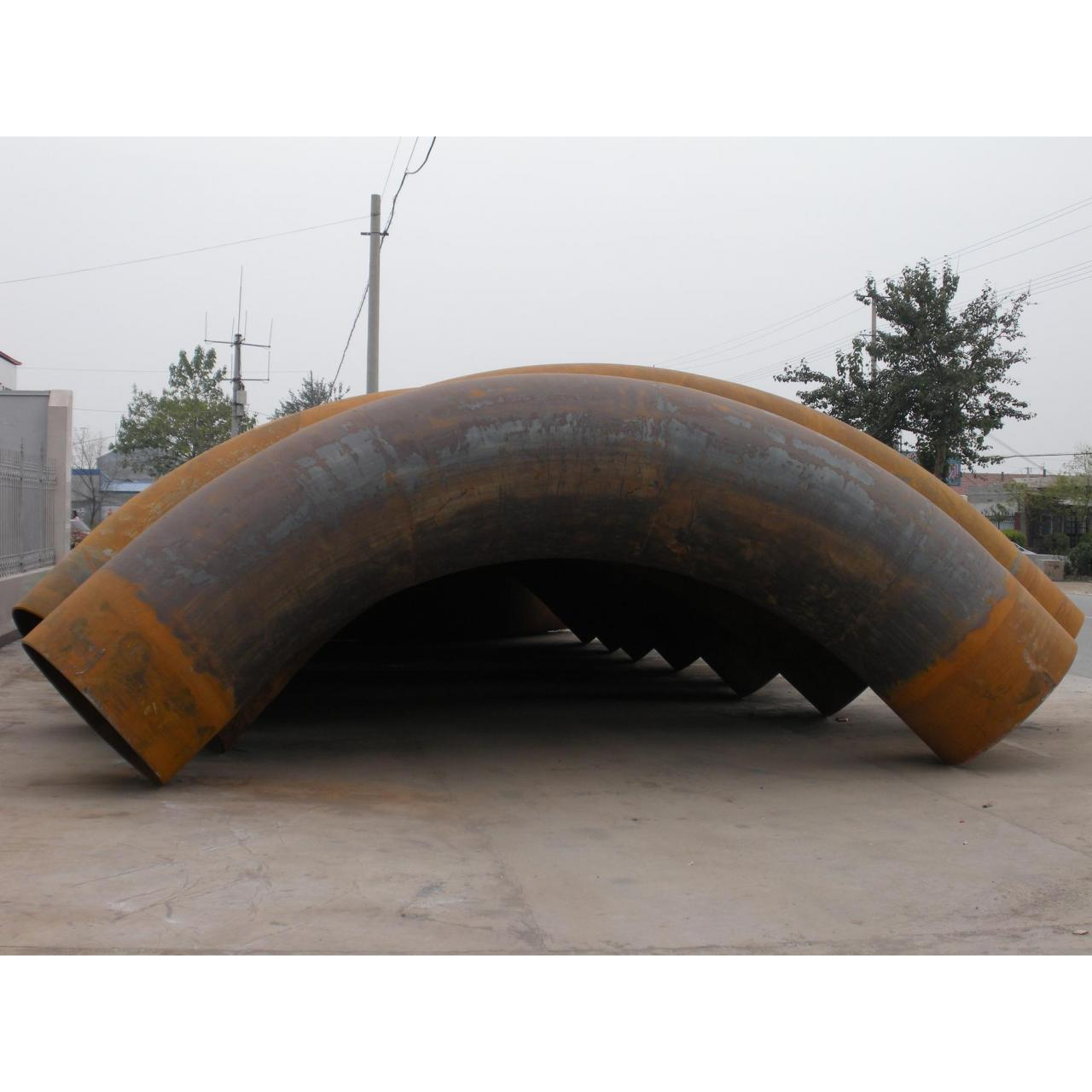 Quality carbon Steel pipe and fitting for sale