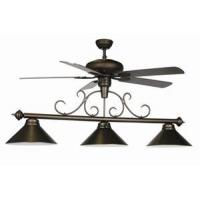 Quality Billiards Table Light with built in FAN for sale