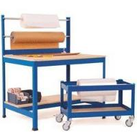 Packing Stations, Benches and Trolleys