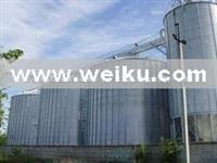 Quality Agriculture hot sale Flat Bottom Steel Silo for sale