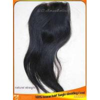 Quality STORE-Top Closures & Frontals Indian Virgin Human Hair Silk Lace Top Closures for sale