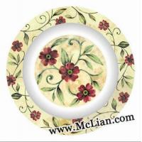 China Melamine Party Plate on sale