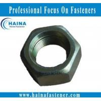 Buy cheap Other zinc plated hex nut from Wholesalers