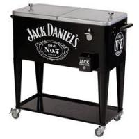 Quality Arcade Games JACK DANIEL'S ROLLING COOLER for sale