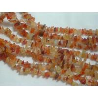 Buy cheap Semi Precious Stone Carnelian Chips from Wholesalers