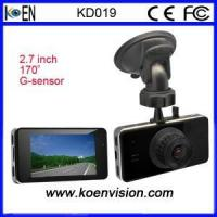 China Car DVR 1080P Manual Car Camera HD DVR KD019 on sale