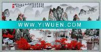 Artificial Crafts(970) embroidery picture/decorative painting