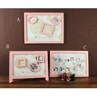 Quality Baby & Kids Home Decor wooden kids magnetic board with frames for sale