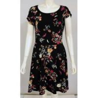 Quality Famous Name Tall Butterfly Twist Sleeve Dress. Size 18. In Store 18. for sale