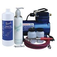 D100H Home Airbrush Tanning Kit
