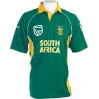 Quality 2008 Replica South Africa One-Day Cricket Shirt for sale