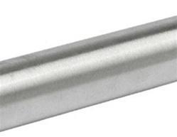 Buy Satin Finish Shower Curtain Rod - 1 inch by 36 inches long at wholesale prices