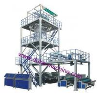Buy cheap PE Multi-layer 3/5/7 layer Co-extrusion Film Blowing Machine from wholesalers