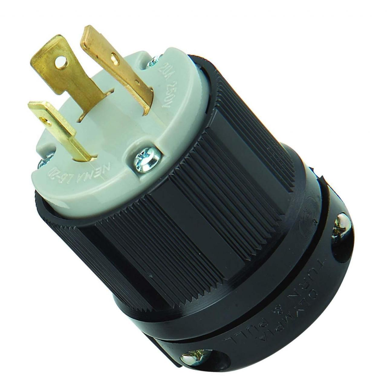 Buy cheap NEMA Plug NEMA L6-20P from Wholesalers
