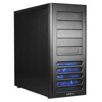 Quality Lian Li PC-7FNB Aluminium Midi Chassis Black for sale