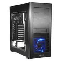Quality Lian Li PC-60FNWX Black Aluminium Midi Chassis & Window for sale