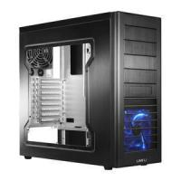 Quality Lian Li PC-60FNWB Black Aluminium Midi Chassis No PSU for sale