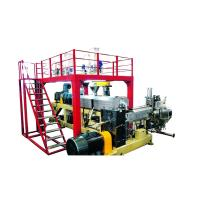 Quality 3-pins 3-flight Reciprocating single screw extruder for sale
