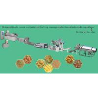 Buy cheap Crispy pea/screw/shell potato food processing line from Wholesalers