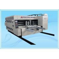 SQ-D Series Printing Slotting machine