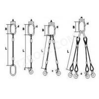 Quality Wire rope rigging ProductComplete wire rope rigging for sale